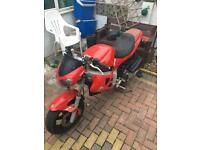 Gilera DNA 125cc 125 cc not Gilera runner