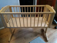 Wooden Cradle for sale!!