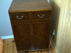 Meuble ancienne télé
