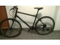 pinnicle lithium hybrid road bike, great condition