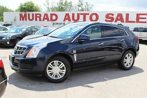 2010 Cadillac SRX !!! LEATHER HEATED SEATS !! DVD !!!