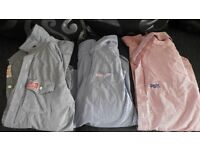 3x superdry shirrs brand new xl