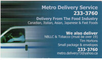Delivery Driver's Needed