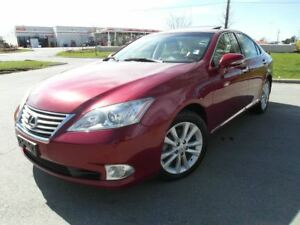 2012 Lexus ES 350 Under Lexus Extended Warranty