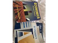 A Level Economics Books