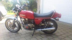 1980 Suzuki GS400S