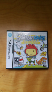 Scribblenauts for DS