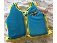 Slazenger swim vest aged 2-3