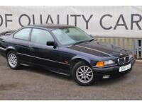 BMW 3 SERIES 316 I E36 COUPE 1 KEPPER LAST 16 YEARS . 20 SERVICE STAMPS MUST BE