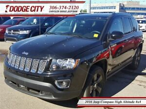 2016 Jeep Compass High Altitude | 4x4