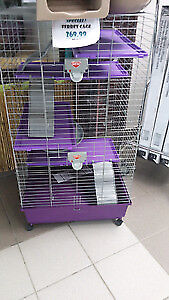 Ferret and Chinchilla cages
