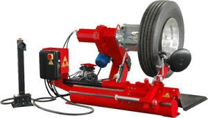 Machine a pneu pour camion / truck tire changer/Demonte pneus