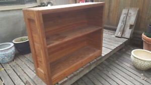 Solid fir shelf