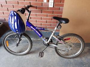 Supercycle Impulse - FS & Helmet