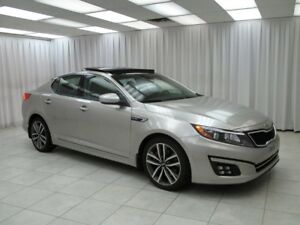 2014 Kia Optima SX T-GDi SEDAN w/ BLUETOOTH, HEATED / VENTILATED