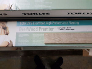 Torlys Everwood Premiere Smart Floor For Sale - GREAT DEAL!!!