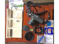 Hasselblad Xpan ii Panoramic Rangefinder. Dual Format. 45mm lens
