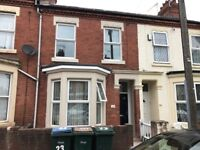 5 Bedrooms shared house to rent on Caldecote Rd, CV6 3GA