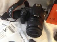 Sony SLT-A58K Digital Camera