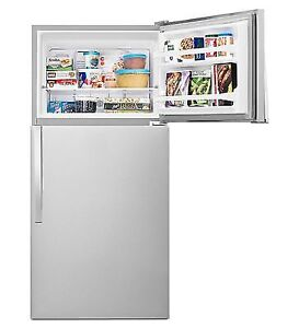 "Brand new Whirlpool 30""x 66"" TopFreezer Refrigerator -WRT148FZDM"