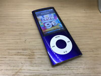Apple iPod 8gb in Purple