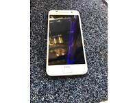 HTC A9 PEARL WHITE UNLOCKED TO ALL NETWORKS