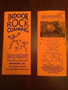 MOVING SALE - $100 Gift Certificate - Romper Room Indoor Climb