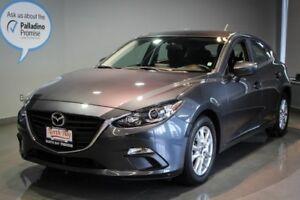 2016 Mazda 3 Sport GS Ultra Low Kms + 6 Speed Manual