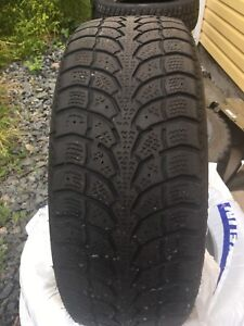 Winter claw 205/55/16 tires