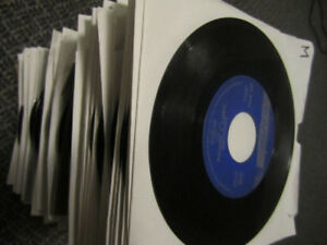 Old 45 Vinyl Singles - 50/60s Crooner/Orchestral Records