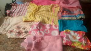 Size 24 months and 2T Summer Lot