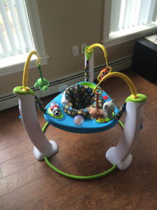 Quality exersaucer, great condition
