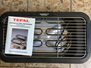 TEFAL Barbecue Indoor Grill