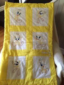 Handmade baby blankets and cushion covers