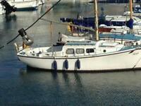 Beneteau yacht boat