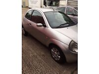 Ford KA Collection 2002