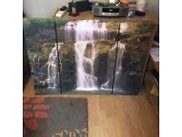 Waterfall wall hanging £15ono