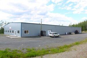 Vente ou location de bâtisse à Edmundston, NB