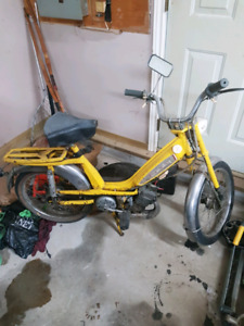 Cady moped