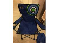 Camping HiGear kids boom chairs