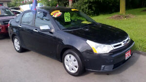 2010 FORD FOCUS SE - $ 3295 / CERTIFIED