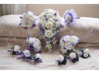 Brand New Wedding Package Beautiful Artificial Bouquets
