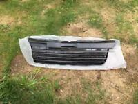 VW Transporter Gloss Black Front Grill BN & Never Used