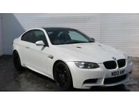 2013 BMW 3 Series 2013 13 Reg BMW M3 4.0 V8 Limited Edition 500 Mineral White 2