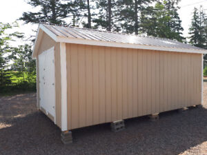Brand new 12x20 storage building/shed/barn