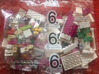 Sealed bag of Lego bundle new
