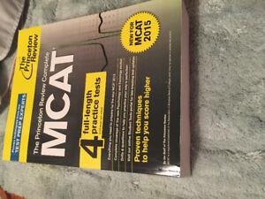 MCAT Prep Materials