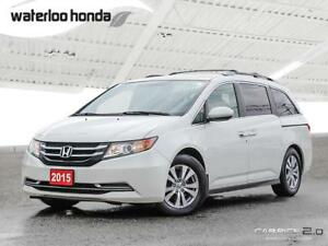 2015 Honda Odyssey EX Back Up Camera, Heated Seats and more!