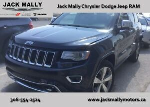 2014 Jeep Grand Cherokee Overland Eco Diesel