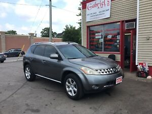 2007 Nissan  MURANO automatic low kms